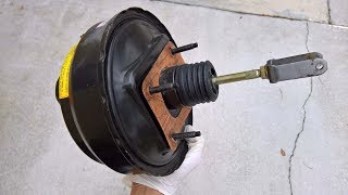 How to Replace Power Brake Booster 02 Lexus IS300