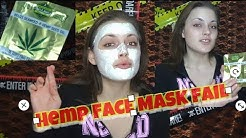 Hemp Face Mask 420!!!