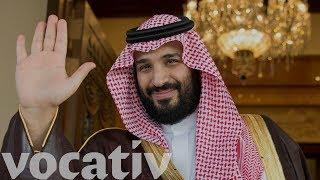 Saudi Arabia's New Millennial Prince