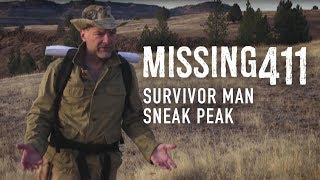 Missing 411 Survivorman Sneak Peak