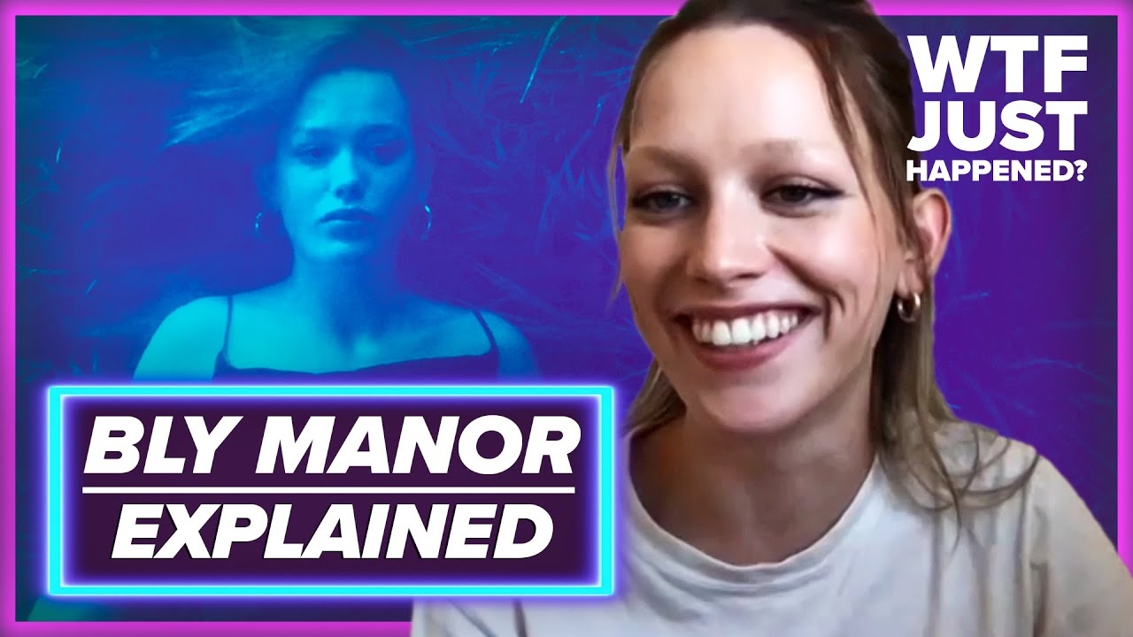 The Haunting of Bly Manor Reaction | Victoria Pedretti on Why Dani's Fate Feels Right