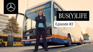 BUS(Y)LIFE #2: Busfahrerin aus Überzeugung
