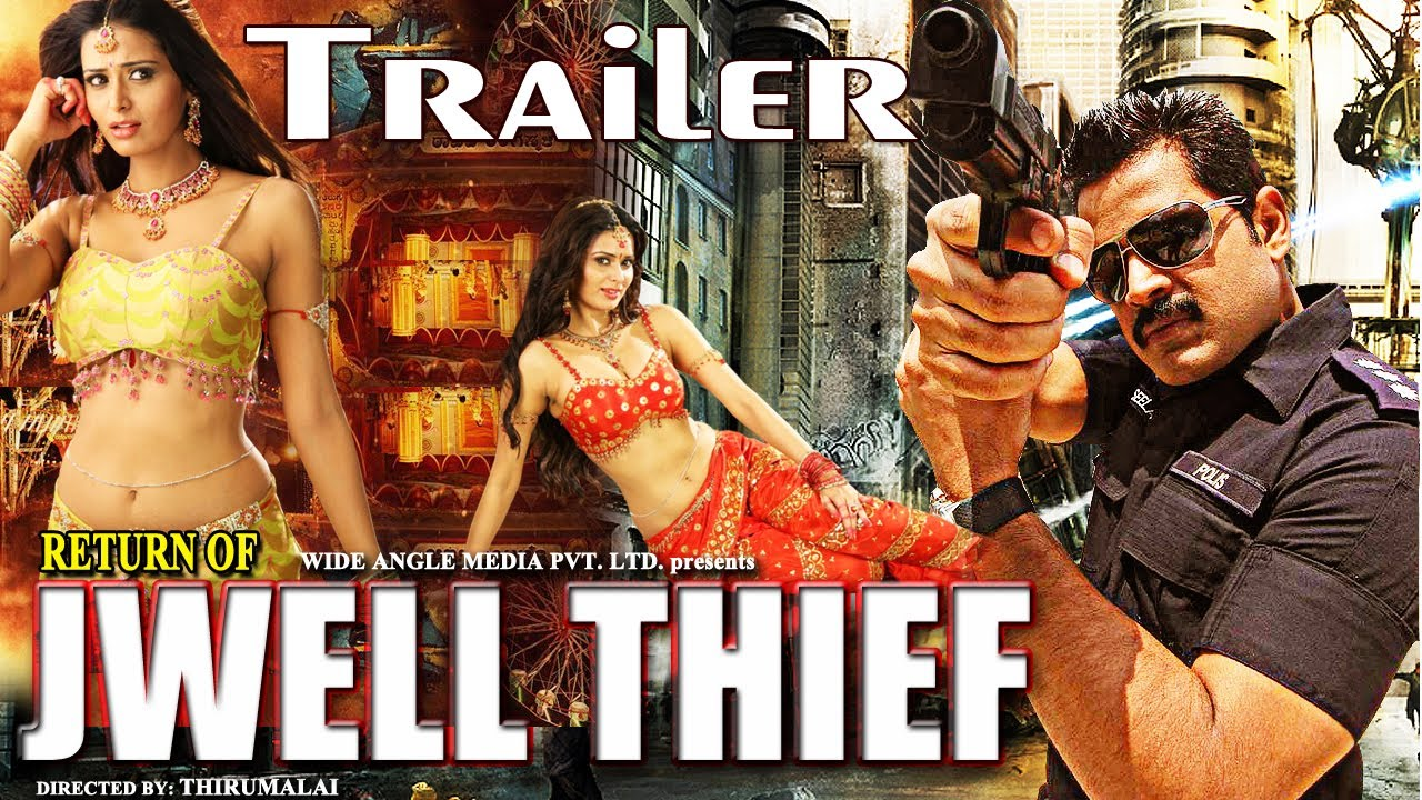 Hindi Dubbed Movie | Retun Of Jewel Thief - Trailer | Hindi Dubbed Movie Full HD