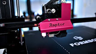 Formbot Raptor 3D Printer Assembly