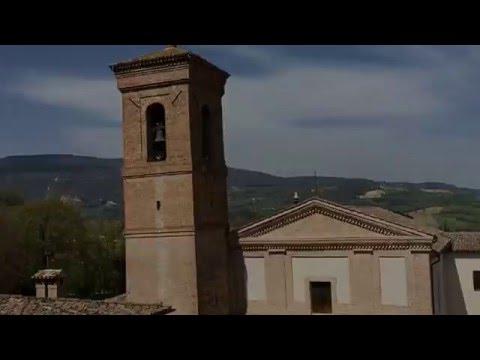 Весной в Италию. Путешествие на машине по Марке. Marche. Italia.