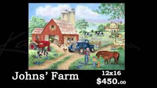 Original Oil Paintings - Kaylambshannon Thumbnail