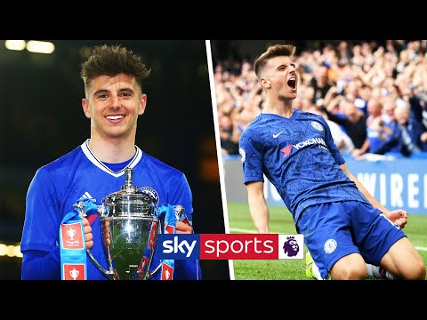 From the Chelsea Academy to scoring for the First Team ????| Mason Mount's Story