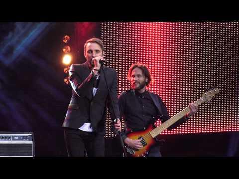 Christophe Willem - Après toi - live @ RFM Music Show 2015 (vidéo 4K)