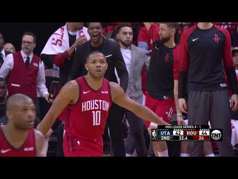 Utah Jazz vs Houston Rockets | April 24, 2019
