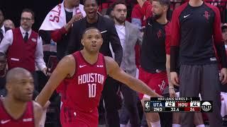 Utah Jazz vs Houston Rockets | April 24, 2019