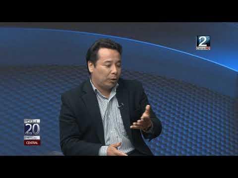 28 SEP 2017 Entrevista Alcalde de Cartagena Rodrigo García