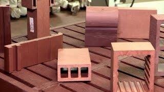 Plástico reciclado para construcción de muebles, pisos y tejados en Colombia