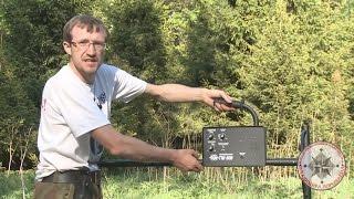 Глубинный металлоискатель Whites ТМ 808 видео обзор