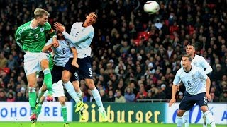 England vs Germany 0-1, official highlights from Wembley
