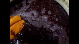 Рецепт приготовления домашнего виноградного вина, часть 2