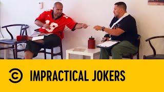 """My Butt's Too Long"" | Impractical Jokers"