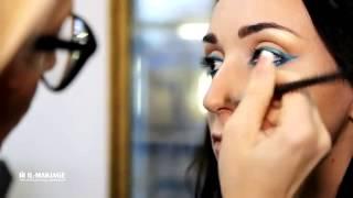 IL Makiage  видео урок Новогодний макияж