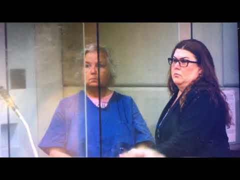 Wife accused of killing husband at Oregon Culinary Institute appears in court