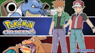 Pokémon The Origins - Battle! Champion Music (HD)