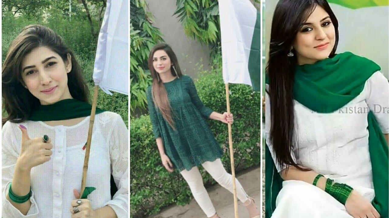 Download 14 August Dress Design 2020/Independence Day/14 August Dress Design...