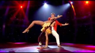 Susana Montero & R.Marcel salsa choreography BBC Dance Show 2010(UK)