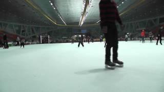 Учимся останавливаться на льду. Урок №5