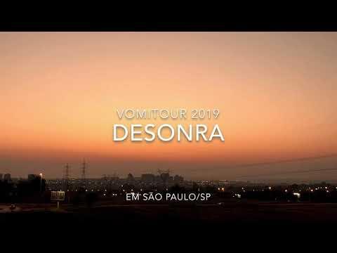 Highlights VOMITOUR em São Paulo!