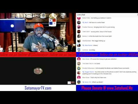 White Youtuber Explains Why He & Certain Blacks Trolled Tommy Sotomayor!