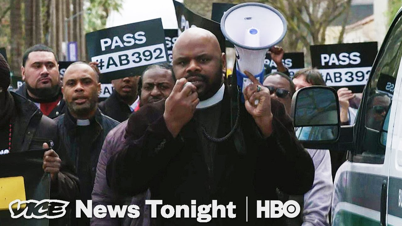 Stephon Clark Justice & Anti-Israel Law: VICE News Tonight Full Episode (HBO)