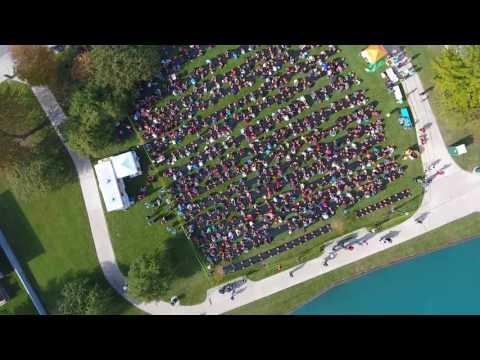 Marine City World Record Pumpkin Oct 15, 2016  Click HD 4k