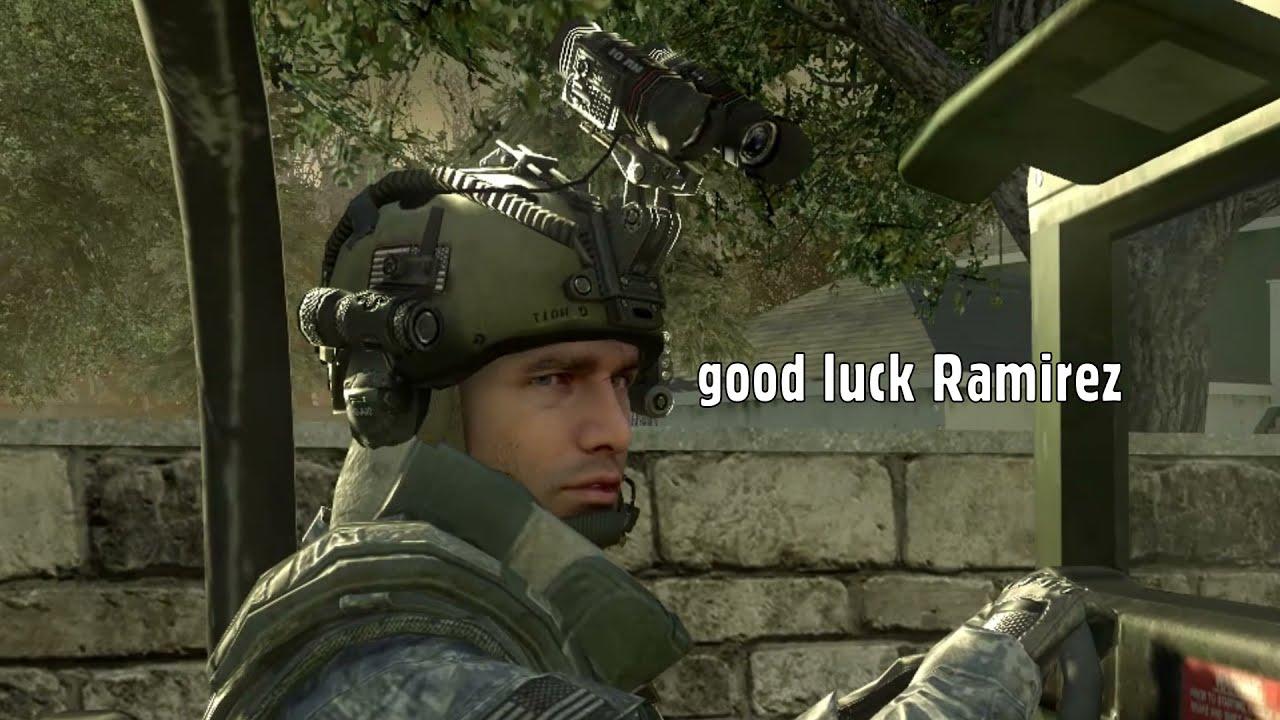 The Gulag - Modern Warfare 2 Remastered