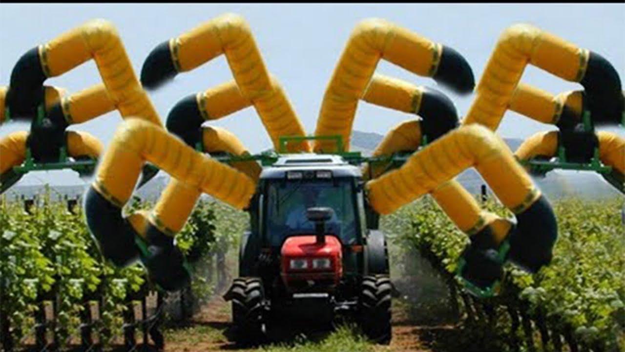 কৃষিকাজের এই মেশিনগুলো পৃথিবী কাঁপিয়ে দিয়েছে || 20 Modern Technology and Agriculture Machines