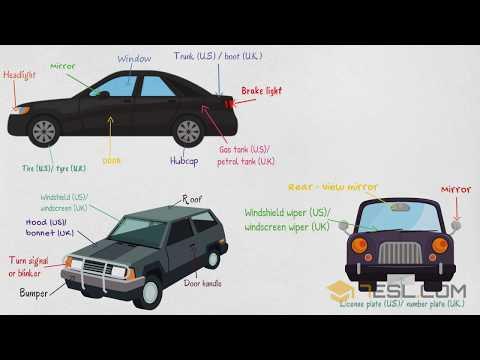 Car Cars Parts And