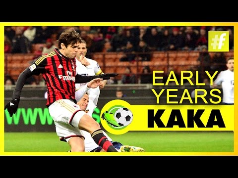 Kaká - Early Years | Football Heroes