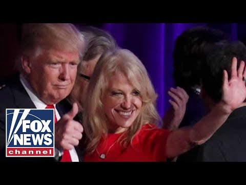 Kellyanne Conway Scolds Husband, Thanks Trump In Bitter Feud