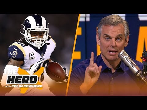 Herd Hierarchy: Colin's Top 10 NFL Teams After 2018-19 Week 6 | NFL | THE HERD