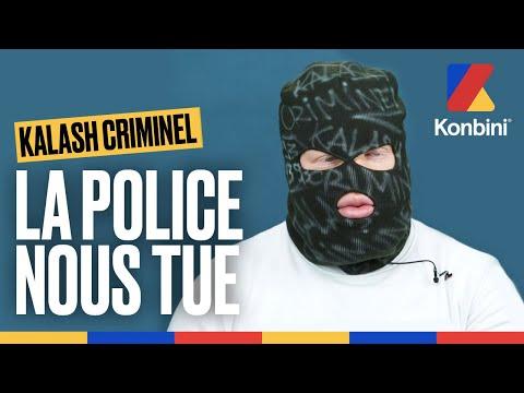 Youtube: Kalash Criminel – La police nous tue, on doit réagir | Le message derrière«Écrasement de tête»
