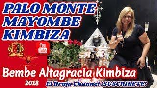 El Brujo, Bembe, Altagracia Kimbiza 2018