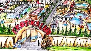 """Inside Brazil's Erotic Theme Park """"Erotikaland"""""""