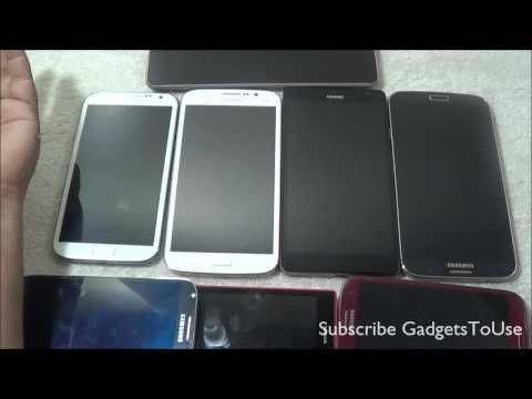 SmartPhones Vs Smart Phablets Advantages and Disadvantages Comparison