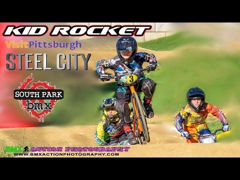 South Park BMX | Steel City Nationals | Kid Rocket Pittsburgh Vlog