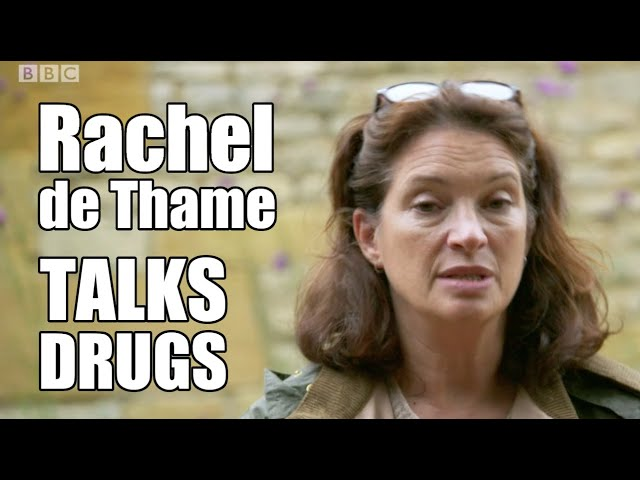 Gardeners' World: Rachel de Thame talks drugs