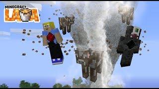 Video Tornado Troll an Spark & Zinus! - Minecraft LAVA - #17 download MP3, 3GP, MP4, WEBM, AVI, FLV September 2018
