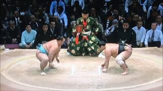 平成28年大相撲九州場所11日目 千代の国 琴勇輝 千代の国 検索動画 27