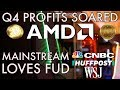 Cryptocurrency Gives AMD Big Q4 Profits | Altcoin Mining Still Profitable?