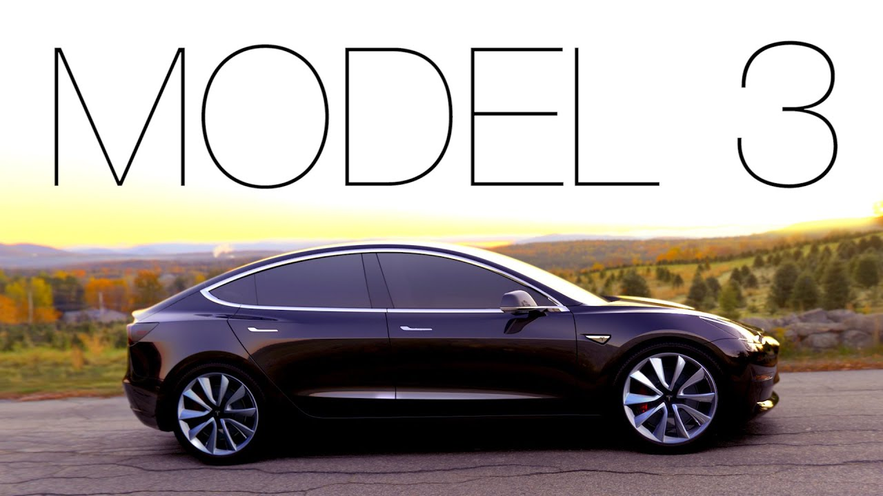 Tesla Unveils Model 3 Sedan Consumer Reports