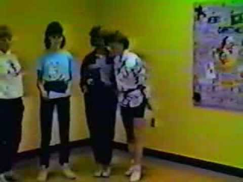 Cuba City High School Class of 1990 Senior Class Video