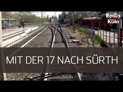 Radio Köln | Mit der 17 bis nach Sürth