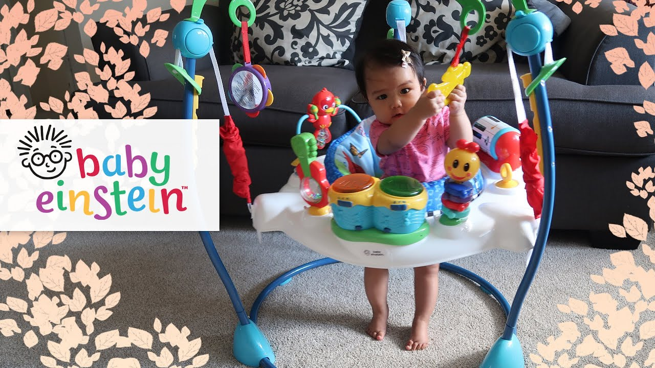 Baby Einstein Neighborhood Symphony Activity Jumper | Unboxing & Assembly