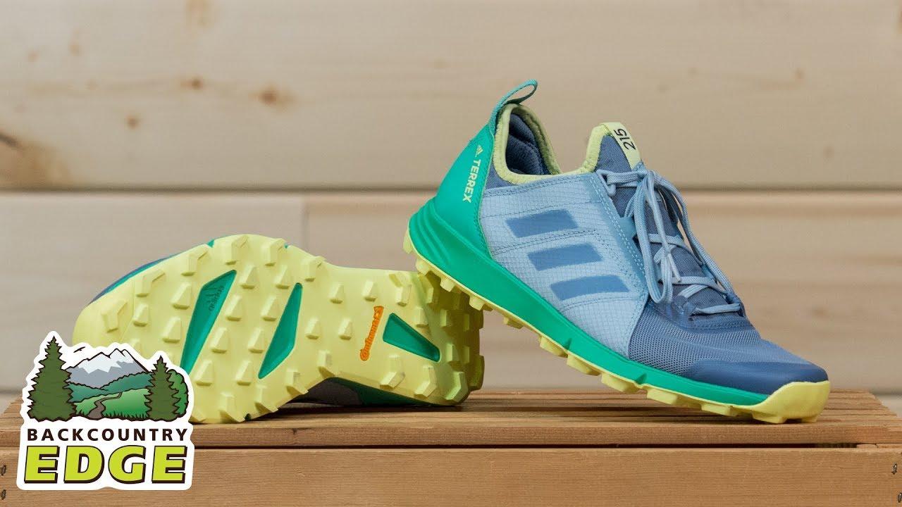 adidas Outdoor Women's Terrex Agravic Speed Trail Running Shoe